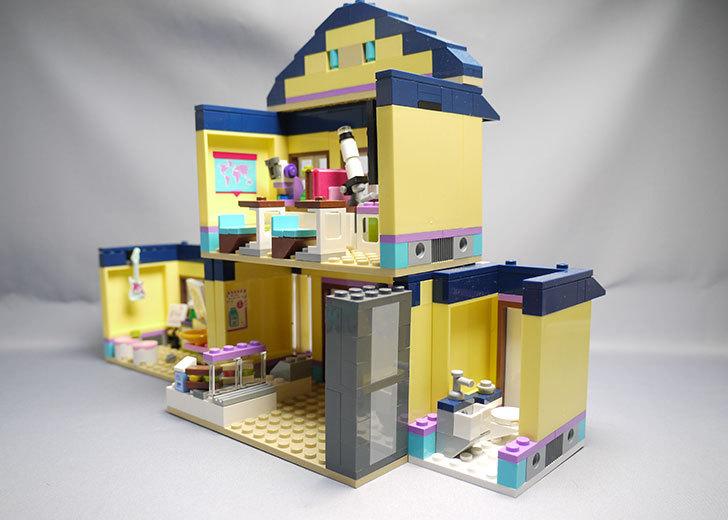 LEGO-41005-ハートレイクスクールを作った30.jpg