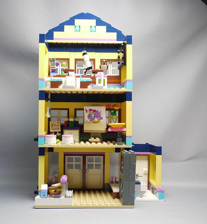 LEGO-41005-ハートレイクスクールを作った34.jpg