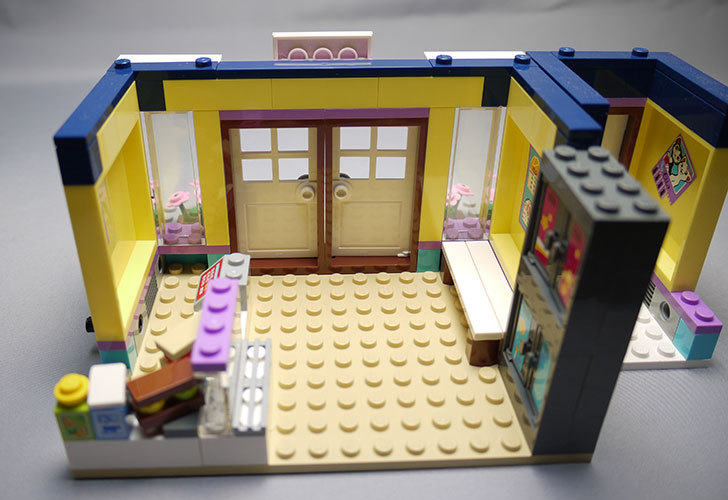 LEGO-41005-ハートレイクスクールを作った35.jpg