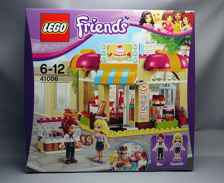 LEGO-41006-ダウンタウンベーカリーが来た1.jpg