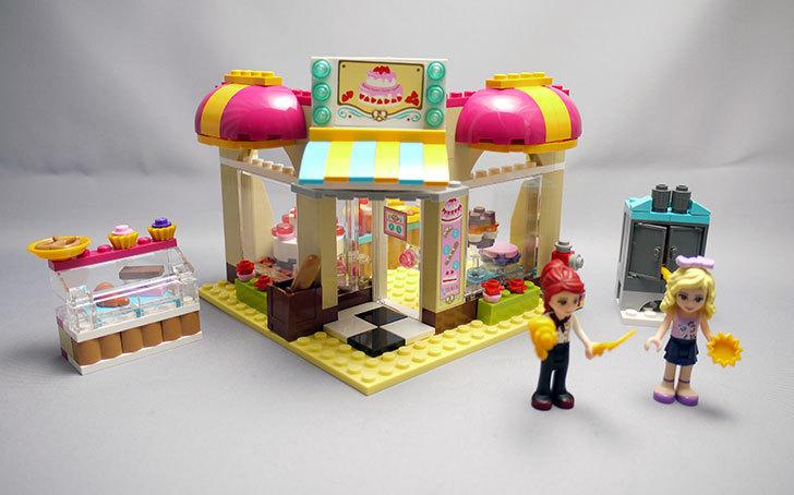 LEGO-41006-ダウンタウンベーカリーを作った1.jpg