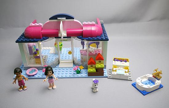 LEGO-41007-ハートレイクのペットプラザを作った1.jpg