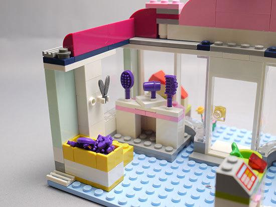 LEGO-41007-ハートレイクのペットプラザを作った11.jpg