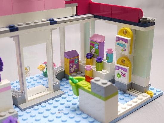 LEGO-41007-ハートレイクのペットプラザを作った12.jpg