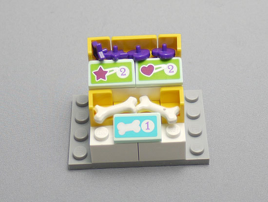 LEGO-41007-ハートレイクのペットプラザを作った15.jpg