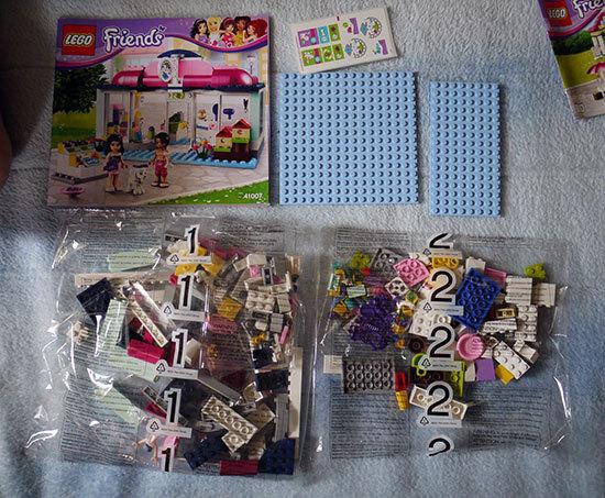 LEGO-41007-ハートレイクのペットプラザを作った2.jpg