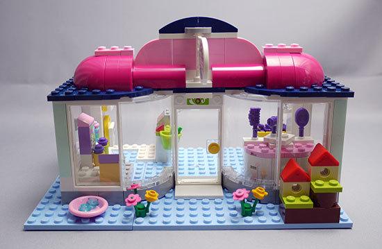 LEGO-41007-ハートレイクのペットプラザを作った5.jpg