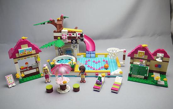 LEGO-41008-スプラッシュプールを作った1.jpg