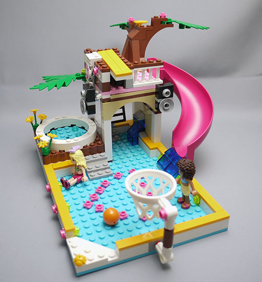 LEGO-41008-スプラッシュプールを作った10.jpg