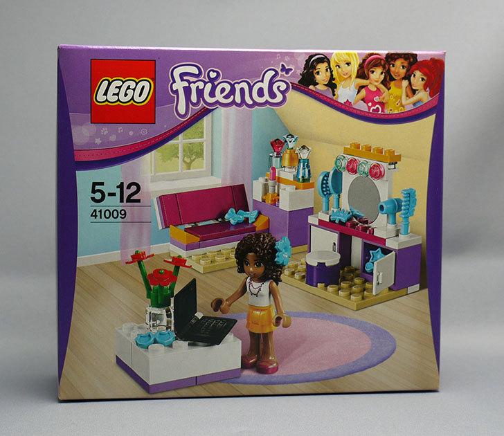 LEGO-41009-ベッドルームデコセットが来た1.jpg