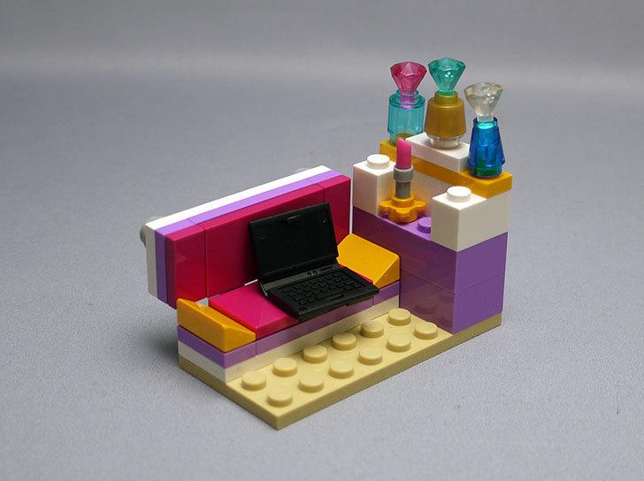 LEGO-41009-ベッドルームデコセットを作った7.jpg