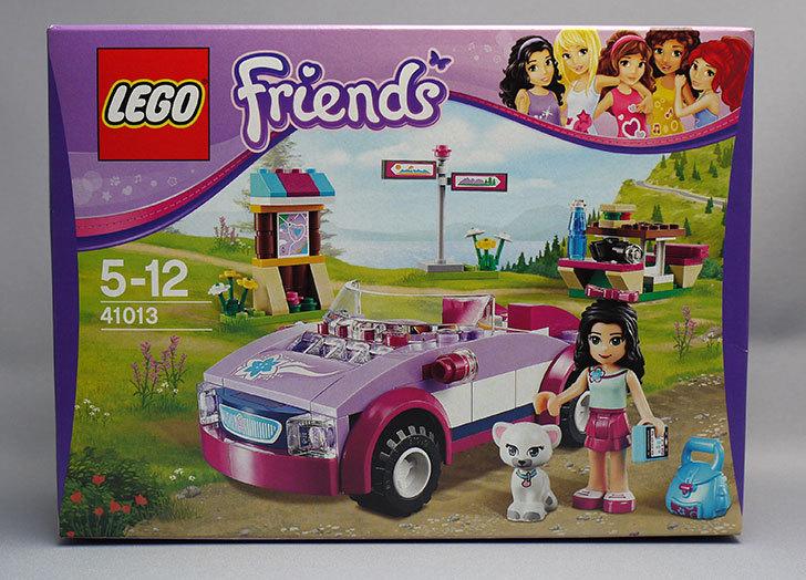 LEGO-41013-ピクニックスポーツカーが来た1.jpg