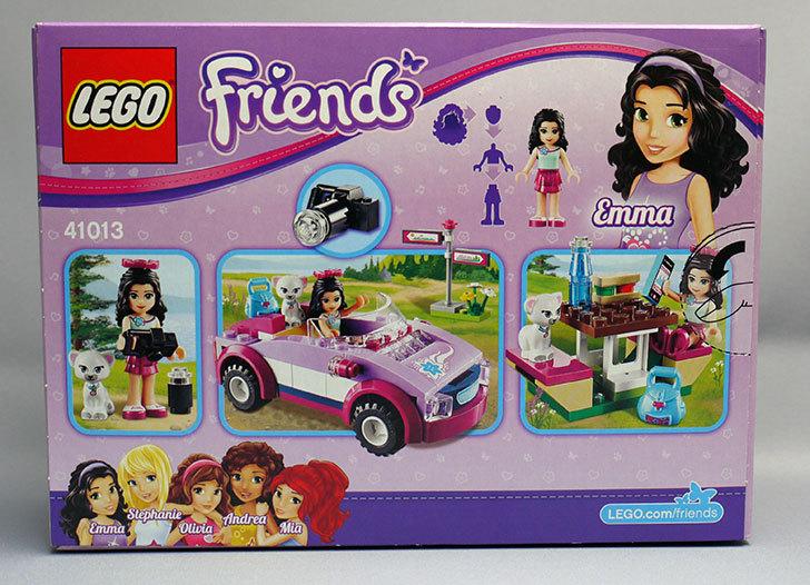 LEGO-41013-ピクニックスポーツカーが来た2.jpg