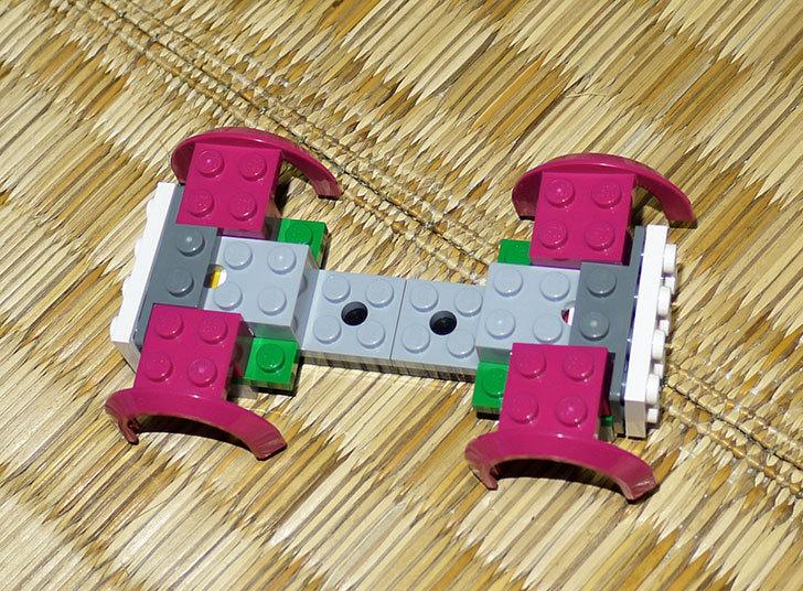 LEGO-41013-ピクニックスポーツカーを作った11.jpg
