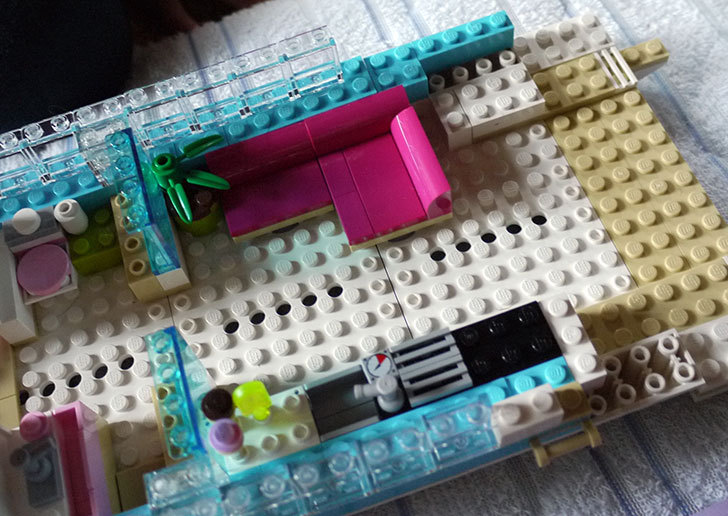 LEGO-41015-ラブリークルーザーを作った15.jpg