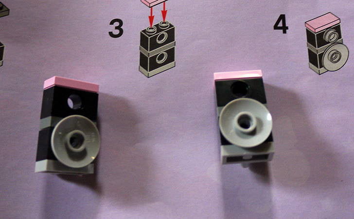 LEGO-41015-ラブリークルーザーを作った31.jpg