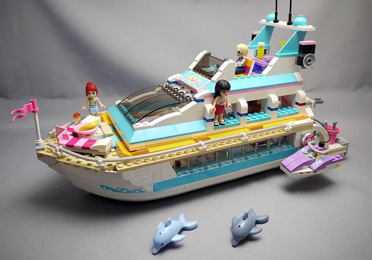 LEGO-41015-ラブリークルーザーを作った34.jpg