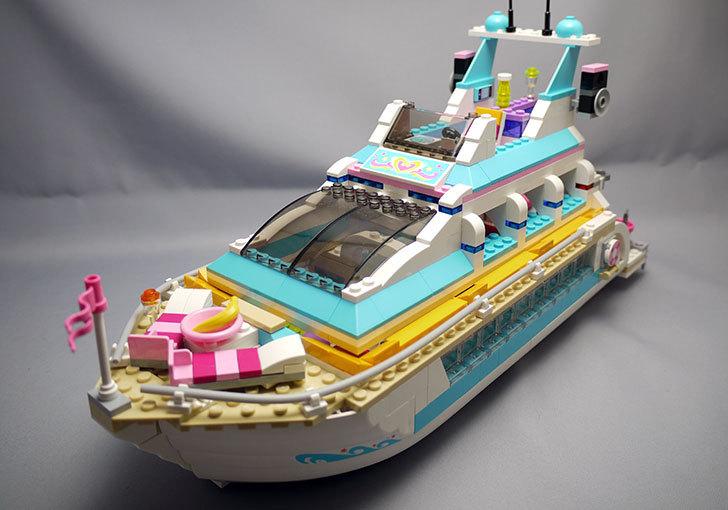 LEGO-41015-ラブリークルーザーを作った35.jpg