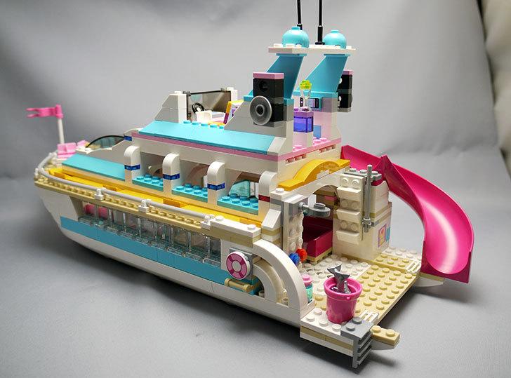 LEGO-41015-ラブリークルーザーを作った37.jpg