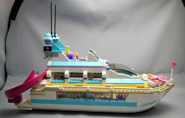LEGO-41015-ラブリークルーザーを作った40.jpg