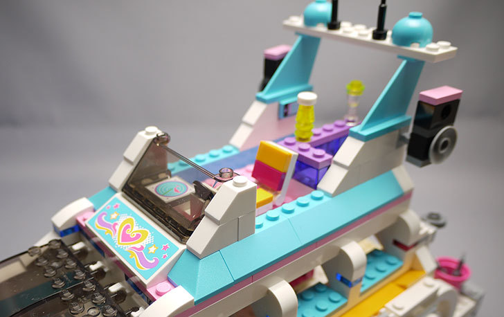 LEGO-41015-ラブリークルーザーを作った44.jpg