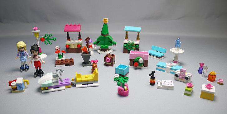 LEGO-41016-フレンズ・アドベントカレンダーを作った1.jpg