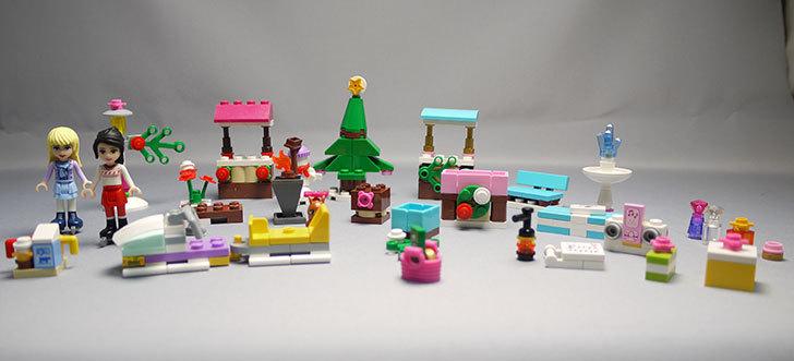 LEGO-41016-フレンズ・アドベントカレンダーを作った3.jpg