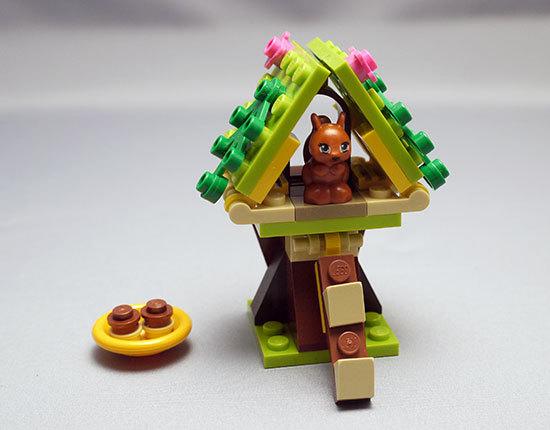 LEGO-41017-リスとツリーハウスを作った1.jpg