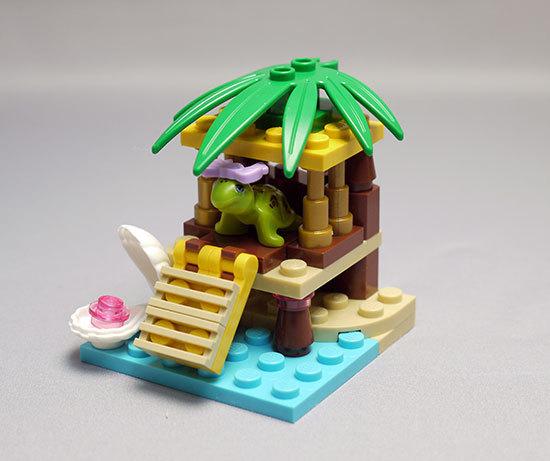 LEGO-41019-カメとプチオアシスを作った1.jpg