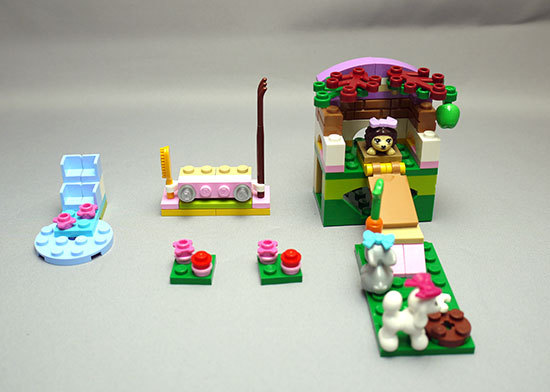 LEGO-41020-41021-41022の組み替えモデルを作った1.jpg