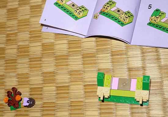 LEGO-41020-ハリネズミとシークレットガーデンを作った4.jpg