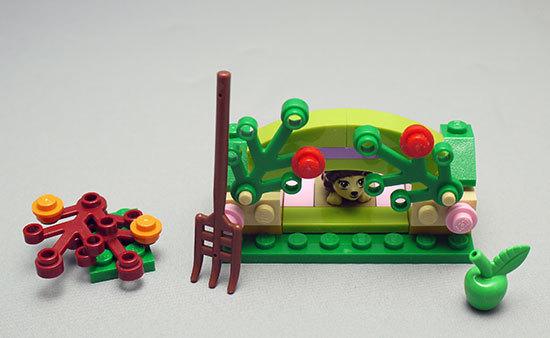 LEGO-41020-ハリネズミとシークレットガーデンを作った5.jpg