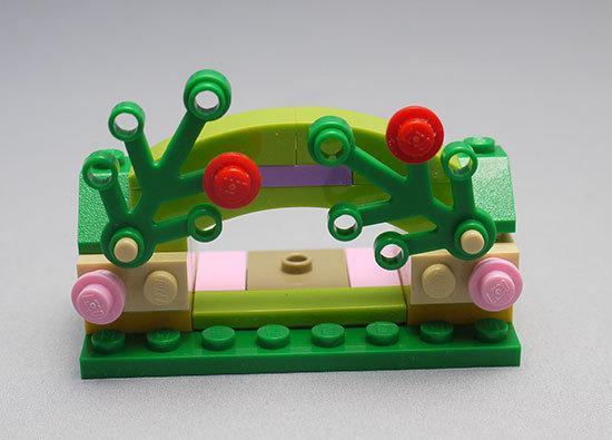 LEGO-41020-ハリネズミとシークレットガーデンを作った6.jpg