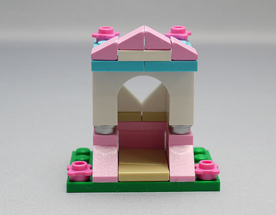 LEGO-41021-プードルとラブリーキャッスルを作った5.jpg