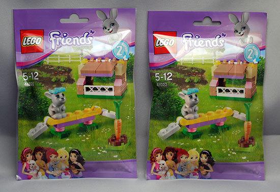 LEGO-41022-ウサギとミニハウスが届いた。36%offで2個ポチったやつ1.jpg