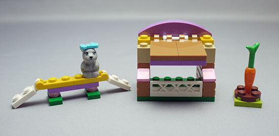 LEGO-41022-ウサギとミニハウスを作った1.jpg