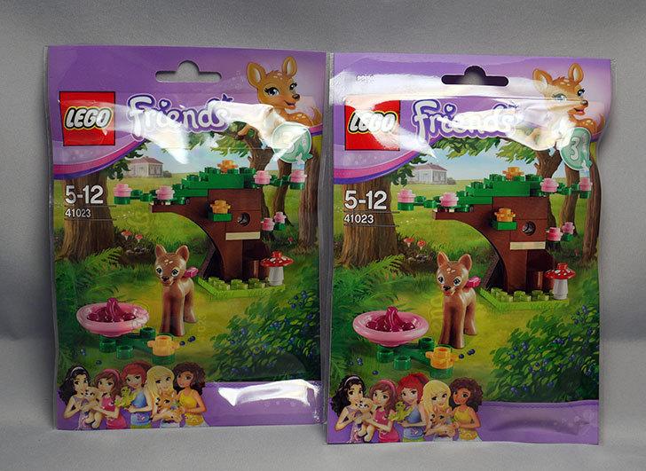 LEGO-41023-バンビとグリーンフォレストが来た1.jpg