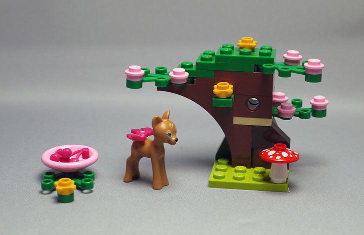 LEGO-41023-バンビとグリーンフォレストを作った1.jpg