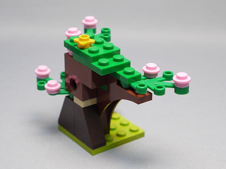LEGO-41023-バンビとグリーンフォレストを作った13.jpg