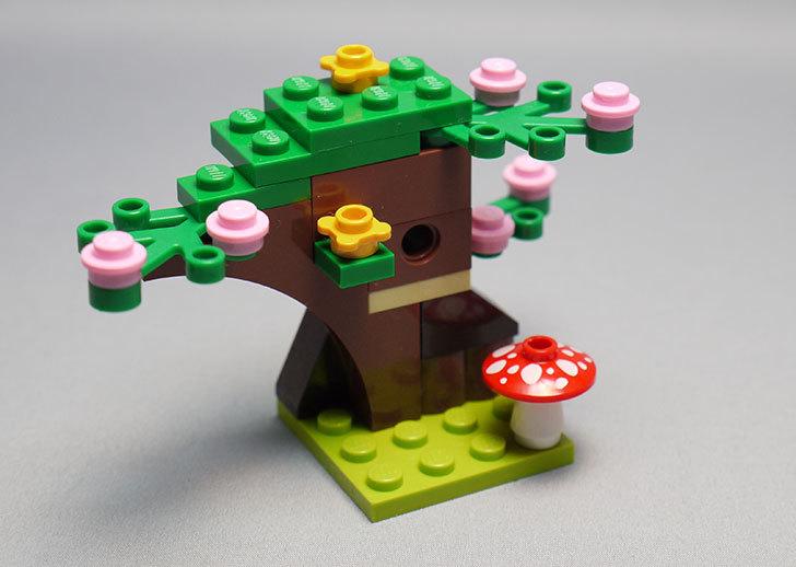 LEGO-41023-バンビとグリーンフォレストを作った14.jpg
