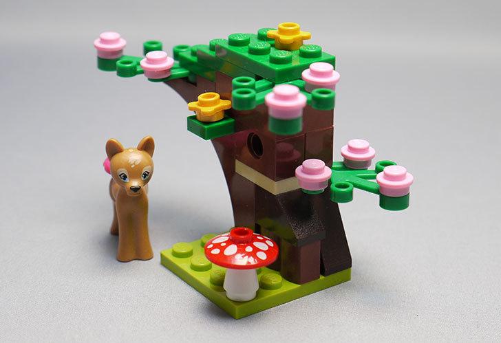 LEGO-41023-バンビとグリーンフォレストを作った16.jpg