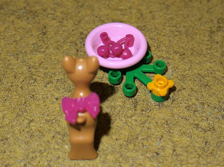 LEGO-41023-バンビとグリーンフォレストを作った4.jpg