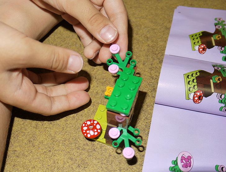 LEGO-41023-バンビとグリーンフォレストを作った5.jpg