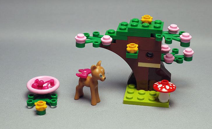 LEGO-41023-バンビとグリーンフォレストを作った7.jpg
