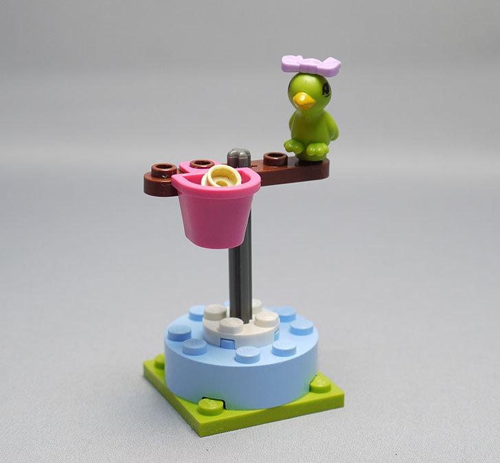 LEGO-41024-オウムとカラフルパーチを作った13.jpg
