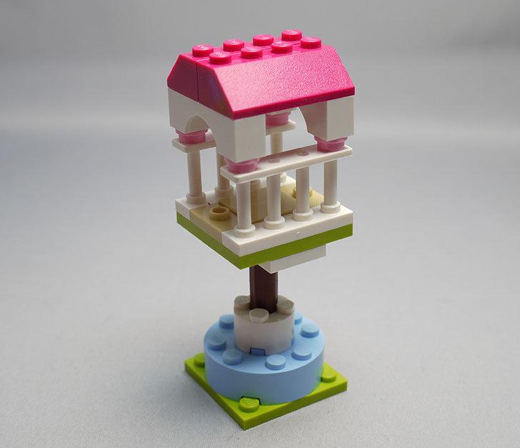 LEGO-41024-オウムとカラフルパーチを作った16.jpg