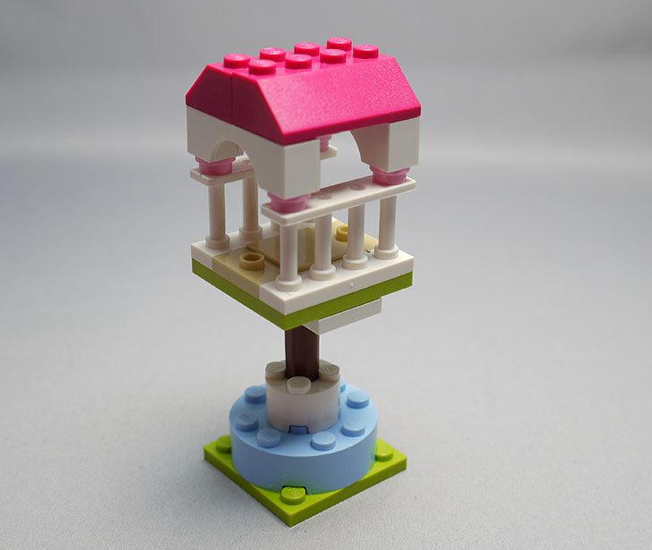 LEGO-41024-オウムとカラフルパーチを作った20.jpg