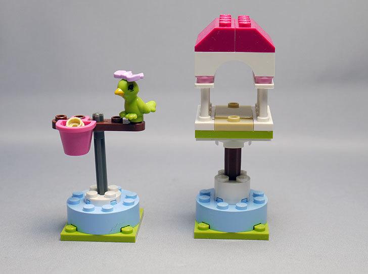 LEGO-41024-オウムとカラフルパーチを作った5.jpg