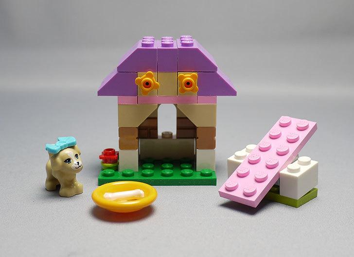 LEGO-41025-パピーとプレイハウスを作った1.jpg