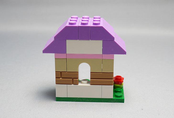 LEGO-41025-パピーとプレイハウスを作った11.jpg